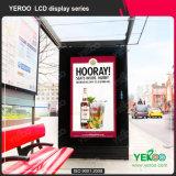43 '' Advertisng Digital Signage/imprägniern Standplatz-Kiosk