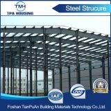 Garage prefabricado de la estructura de acero de la fabricación