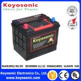fábrica de tres años de la batería de coche de batería del coche de batería de la garantía 12V 120ah 12V