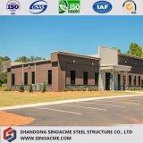 Entrepôt/construction d'atelier de structure métallique de qualité supérieur fabriquée en Chine