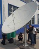 4 6 8 10 12 16feet 1.5 1.8 2.4 3 3.7 4 5 6m 300cm C 악대 인공위성 섬유 철 강철 플레이트 텔레비젼 디지털 HD GPS GSM 비유적인 포물면 옥외 접시형 안테나
