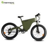 """Le """" plus défunt de la batterie 26 d'alliage d'aluminium gros E vélo caché de la montagne"""