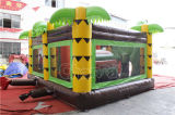 Dino Park Inflatable Bouncy Slide Combo Chb727
