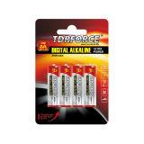 batería seca no recargable de la batería Lr20/D Am-1 de 1.5V Digitaces con BSCI certificado para la venta