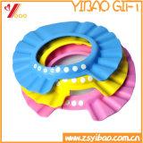 Casquillo del champú del bebé del silicón/champú de los niños/casquillo de ducha ajustables de bebé (XY-SC-189)