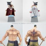 Рисунок модели героя мышцы белой бороды и надгробной плиты