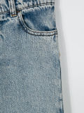 Jeans lunghi del denim di modo del ragazzo su ordinazione