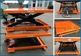 manuelles hydraulisches Doppeltes der Hand300kg Scissor Aufzug-Tisch Pts300A en gros
