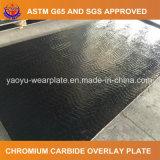 Плита износа биметаллического карбида хромия составная