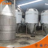 depósito de fermentación cónico de la cervecería de la fermentadora de la fabricación de la cerveza del uno mismo DIY de 100L 200L 1000L