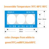 OEMの自己接着熱の温度の表示器