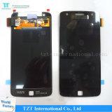 Teléfono móvil vendedor caliente LCD del receptor de papel del trabajo del 100% para el juego de Motorola Moto Z