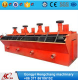 Máquina ferrosa da flutuação dos metais de Xjk do projeto novo para a separação