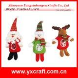 クリスマスの装飾(ZY14Y233-1-2-3)のクリスマスチョコレート袋