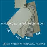Tela de la protección solar de la fábrica para las persianas de rodillo