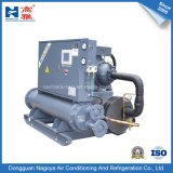 Água Cooled Screw Chiller com Heat Recovery (KSC-0600WD 170HP)