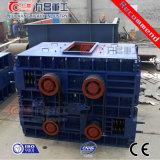 Ingenieros disponibles mantener la maquinaria para la trituradora de rodillo cuatro