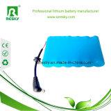 Pacchetto ricaricabile della batteria di litio 18650 22.2V per gli strumenti senza cordone