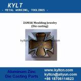 Kompaß/Schmucksachen Druckguß Zamak/Zink-Unterseite und Deckel mit Puder-Beschichtung/Backen-Farbanstrich