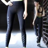 Vestuário de moda Vestuário de malha Calças e calças Meias de compressão para mulher