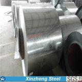 O MERGULHO quente de Dx51d 52D galvanizou a bobina de aço para o material de construção