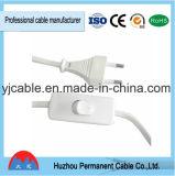 Trenzado de cobre XLPE Iusulation y PVC o XLPE Cable de alimentación con cubierta de aluminio de Conducta