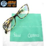 Pano de limpeza da fibra da fonte profissional da fábrica micro para Eyeglasses da limpeza