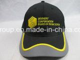 高品質くまの印刷6つのパネルトラックの余暇の帽子