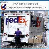 Signification d'expédition de courier de Federal Express d'agent maritime de Chine vers le Chili
