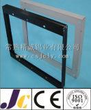 6063 профиля рамки панели солнечных батарей T5 алюминиевых, алюминиевый профиль штрангя-прессовани (JC-P-30028)