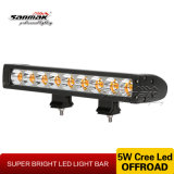 CREE modificado para requisitos particulares LED Light Bar de Color Wholesale 5W
