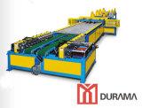 4の長方形ダクトHAVCの管の製造ライン自動ダクト行