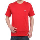 T-shirt dos homens com estilo simples