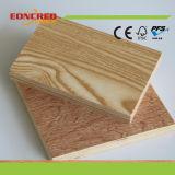 MDF van de melamine de Raad van het Deeltje Triplex Gelamineerde Woodboard