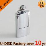 Bestes Qualitäts-und Preis-Schwenker-Metall-USB-Feder-Laufwerk 16GB