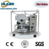 Máquina de desidratação de óleo de transformador de vácuo de duas etapas