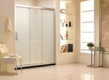 Pantallas de ducha aprobadas australianas del marco de la puerta deslizante del cuarto de baño