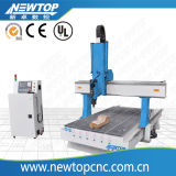 роторная машина маршрутизатора CNC Woodworking 4-Axis (1325)