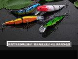 Attrait en plastique de pêche de cyprins classiques - attrait dur - appât - palan de pêche artificiel de Stosh- Je