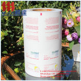 Gedrucktes Aluminiumfolie-Papier für Spiritus-Vorbereitungs-Auflage-und Spiritus-Wischer