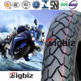 ISO9001: 2008 Certified China Fabricante alta qualidade motocicleta pneu com câmara de ar