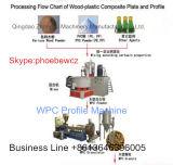 Нов машина штрангпресса технологии штрангпресса PVC WPC