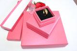 Caja de cartón Lj08 para la joyería