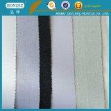 Tessuto scrivente tra riga e riga fusibile del cotone per il collare della camicia
