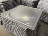 Réservoir de stockage sanitaire d'eau potable d'acier inoxydable