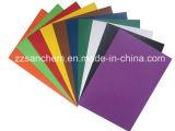 Tarjeta 140-350GSM de Bristol del color de la tarjeta de Manila