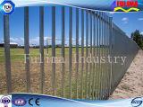 Cerca de aço galvanizada ou da pintura para o jardim/exploração agrícola/segurança (SF-001)