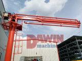 販売の19mの置くアームを搭載する水平の具体的な置くブーム