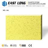 partie supérieure du comptoir artificielles de pierre de quartz de 3200*1600mm pour Vanitytops avec la surface Polished