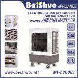 elektronischer Kühlventilator 40L/bewegliche Luft-Kühlvorrichtung, beweglicher Verdampfungs-Plastikgleichstrom 24V